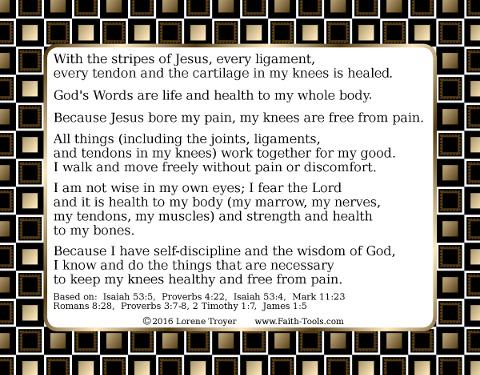 Knees, Pain Confession Preview